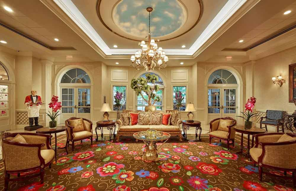 The Palace Gardens | Assisted Living & Memory Care in